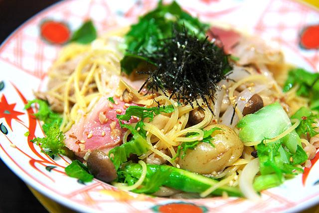 先斗入ル-豚と春野菜2.jpg