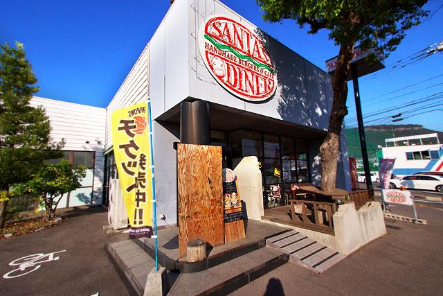 サンタ-店外.jpg