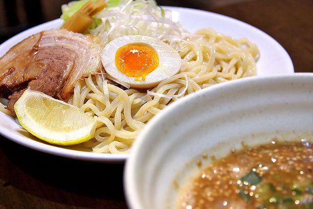 ラーメン商會 たぁすけ-ベジポタつけ麺.jpg