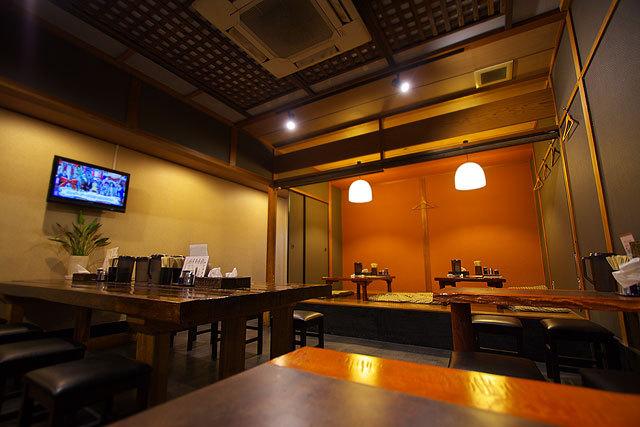 欽山製麺所 (きんざんせいめんじょ)-店内.jpg