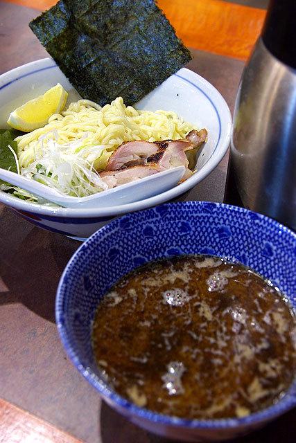 欽山製麺所 (きんざんせいめんじょ)-鶏つけそば.jpg