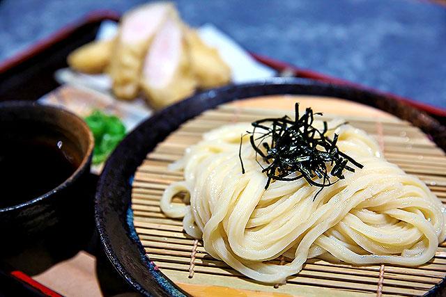 讃岐つけ麺-鶏ささみ天ざるつけ麺2.jpg